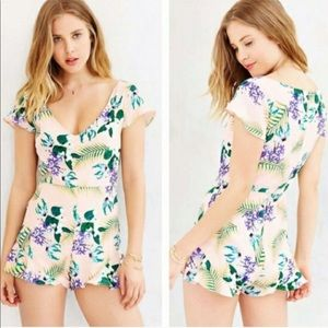 HOST PICK // NWOT FOR LOVE AND LEMONS Romper
